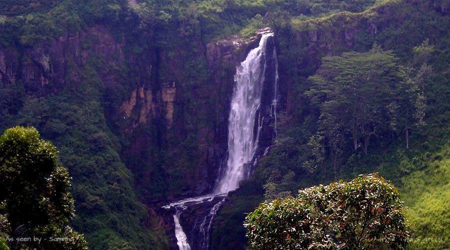 waterfall descriptive paragraph