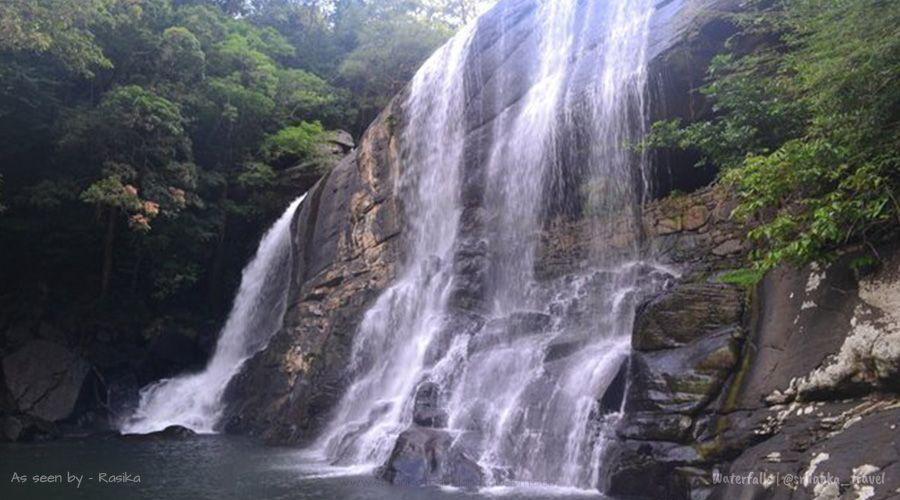 Waterfalls Of Sri Lanka Beautiful Hill Country Ella