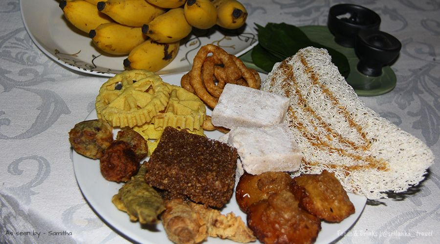 Foods drinks of sri lanka curries beverages spices for Authentic sri lankan cuisine